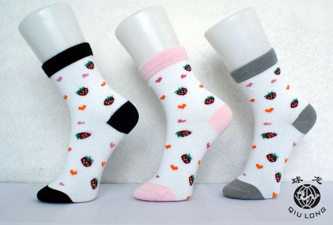 竹纤维少年袜-竹纤维服装系列