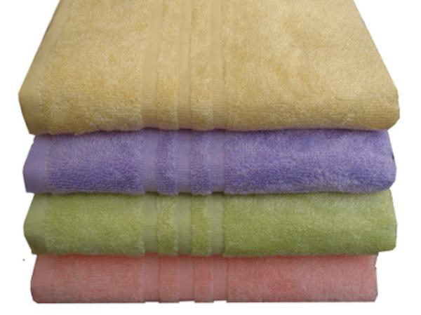 JZ9707缎档浴巾(竹)