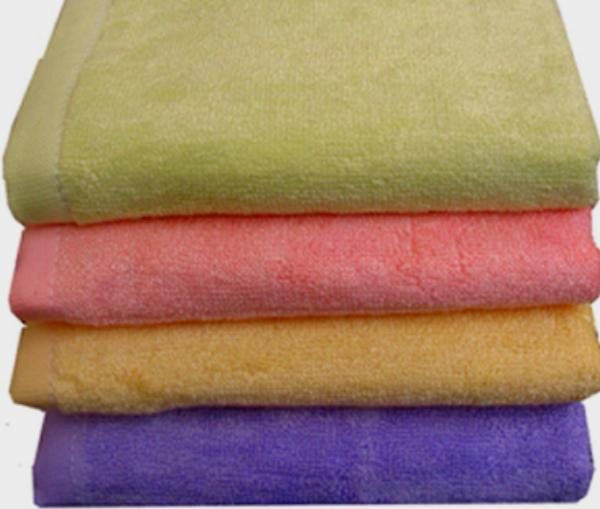 JZ9700平织浴巾(竹)