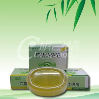 竹醋透明皂