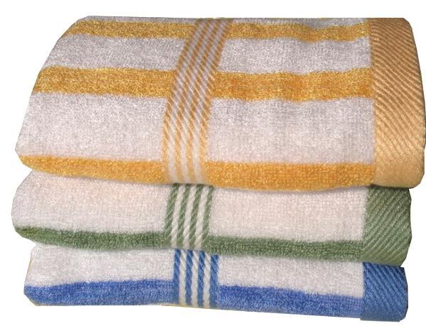 JZ9606色织运动巾(竹)