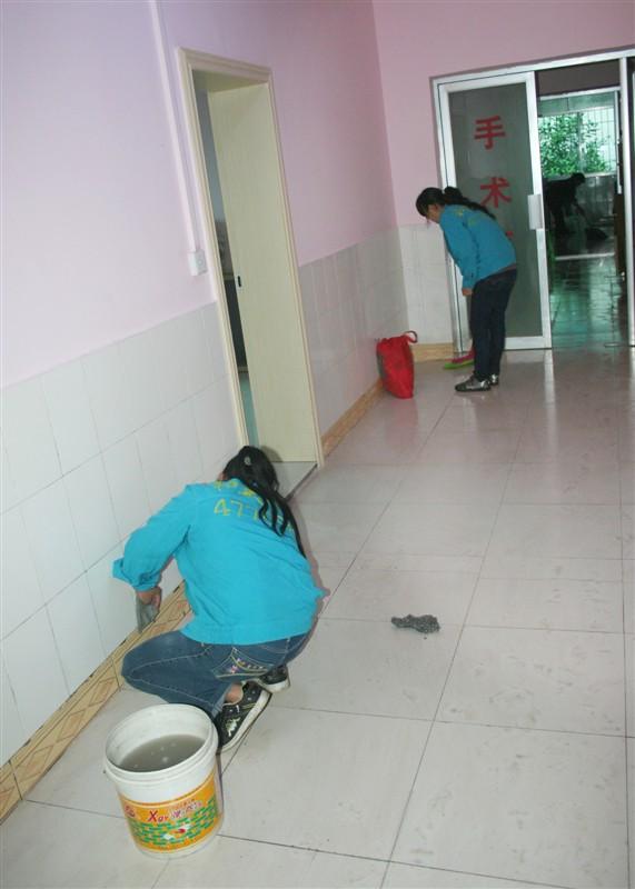 企事业、物业、机关单位、常年保洁服务