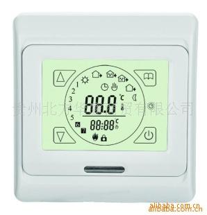 触摸屏周编程温控器
