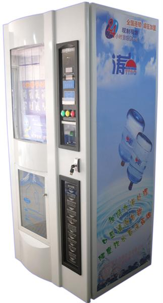 TTRO800型-10D-1200G商用投币/刷卡净水机