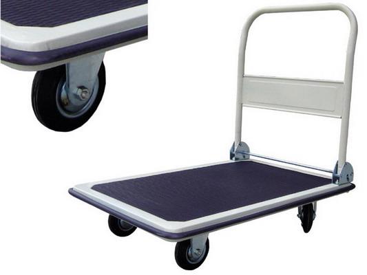 折式平板车单层
