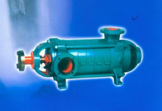 单吸多级节段式离心泵