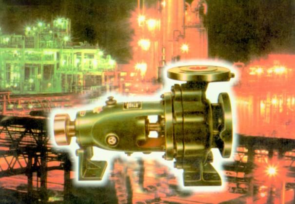 IS型单级单吸离心式清水泵