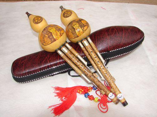 bj—2008:花斑竹高级葫芦丝_供应产品_贵州琴思韵乐器