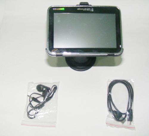 高清GPS导航仪(LH900升级版)