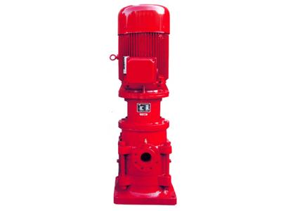 XBD型多级消防泵