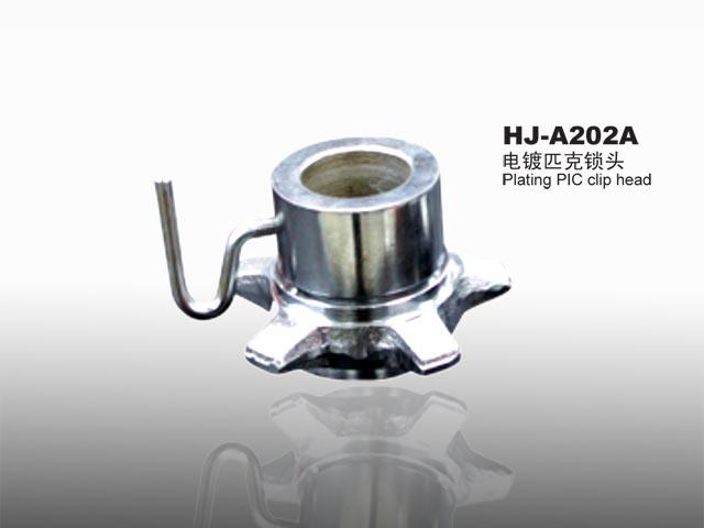 [HJ-A202A电镀匹克锁头]