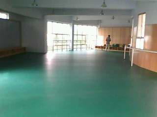 毕节市文体广局舞蹈室PVC