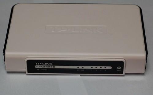 TP-LINK路由器2