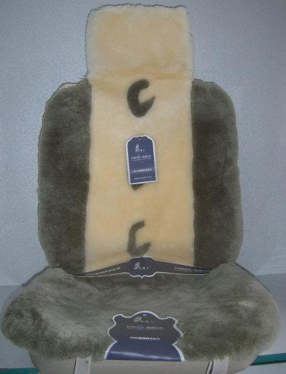 兰贵人羊毛垫