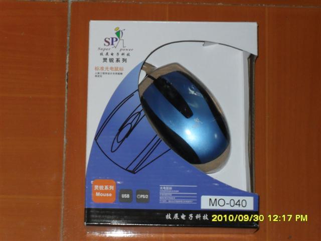 技展单鼠M040