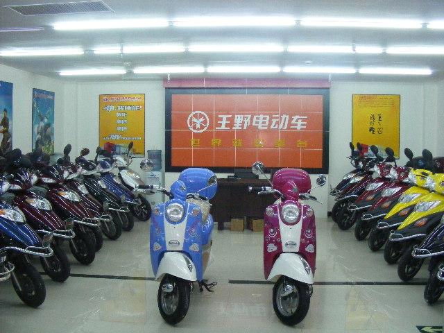 王野电动车贵州销售处
