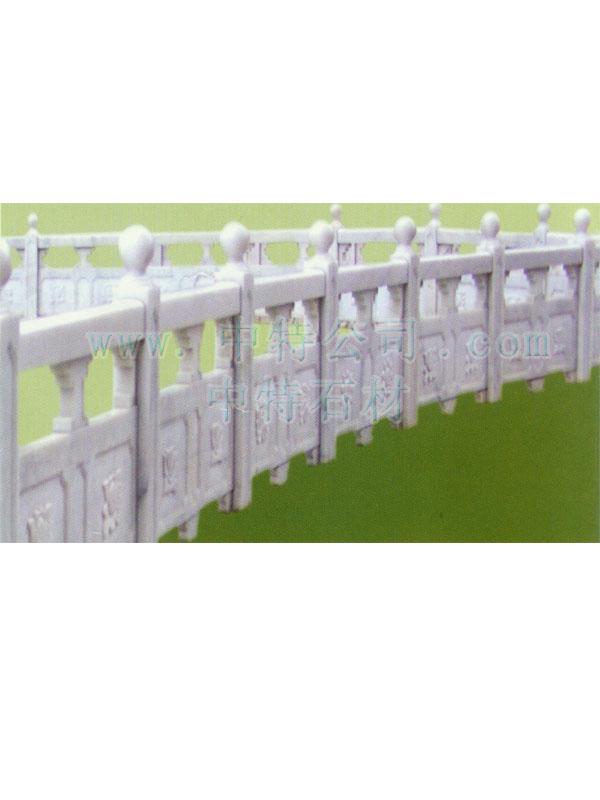 汉白玉护栏