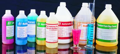PA清洁剂系列