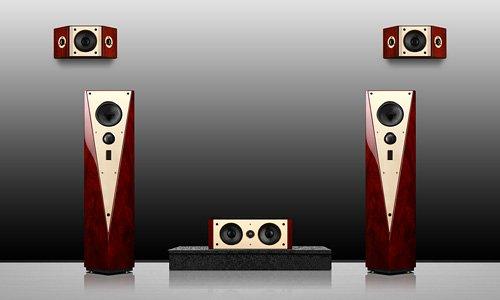 惠威發布新款合并式音響系統T1000HT